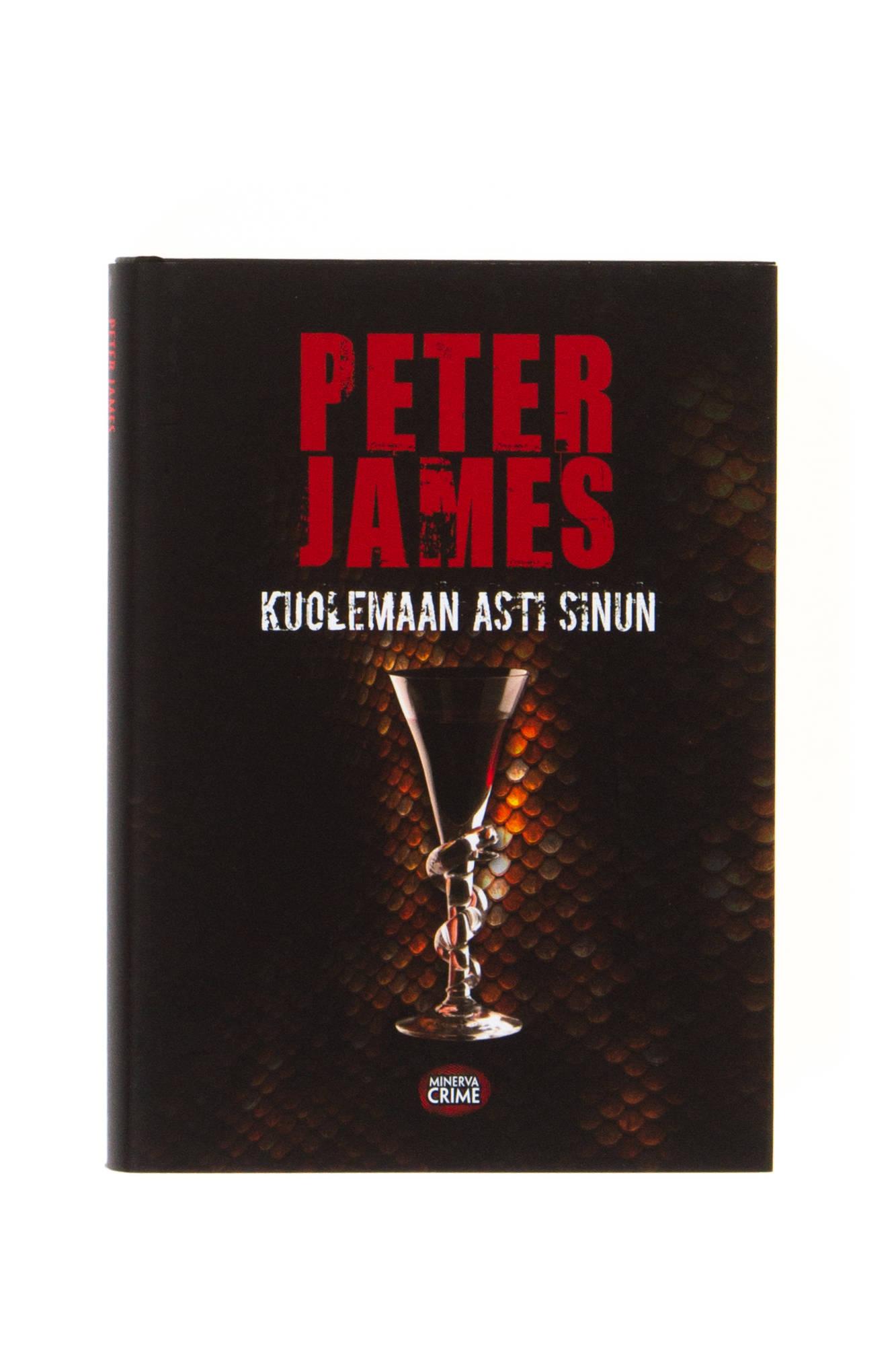 Peter James Kirjat