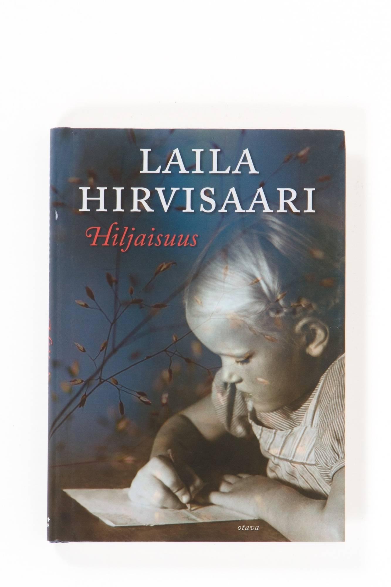 Laila Hirvisaari Kirjat