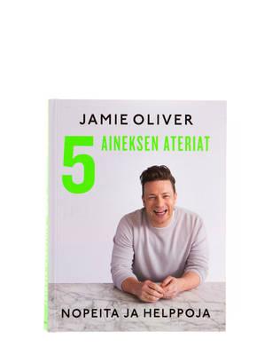 Jamie Oliver 5 Aineksen Ateriat